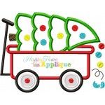 wagon with tree machine Applique design Christmas Applique, Applique Embroidery Designs, Kids Rugs, Things To Sell, Machine Applique, Hanukkah, Winter, Winter Time, Kid Friendly Rugs