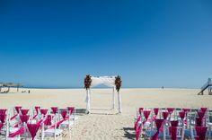 Los Cabos Destination Wedding at Melia Cabo Real Resort | Jennifer Bergman Weddings