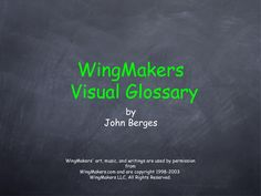 visual-glossary-of-lyricus-teachings by Salah Benyoussef via Slideshare
