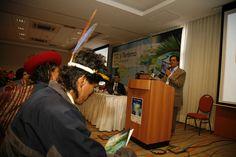 Conferencia en Lima Perú