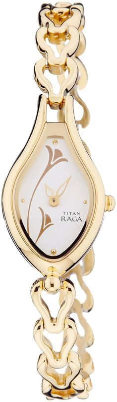 Titan Raga Analog Women's Watch - 2457YM01 #Titan #Raga #Analog #Women's #Watch #2457YM01 Price:INR 3,295.00 ----------------------------------- Sale: INR 3,119.00  -----------------------------------
