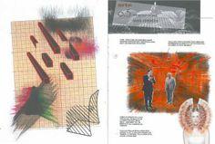 Le design d'espace envahit le petit écran #Decorations #television #studiosets #lamarchedel'histoire #arte #franceinter Grid, Cutting Board, Design, Outer Space, Cutting Boards