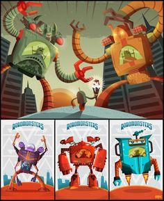 Robomonsters_sounas
