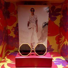 Very cool sunglasses! - - #columbuscircle #igdaily #nycblogger #fashion #accessories #shoppingspree #loveit #fun #jadore #photooftheday #nycstylelittlecannoli #iloveny #newyorknewyork #thebigapple #upperwestside
