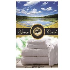 Goose Creek Clean Linen Air Fragrance Card by Goose Creek. $5.44. Goose creek auto fragrance cards eliminate the tough odors, like pet odors, food odors, mildew, and tobacco smoke. Made in the usa. Fragrance cards eliminate and mask odors in your car seats as well as your carpet while providing you and your passengers? fresh air to breath. Goose Creek Clean Linen Air Fragrance Card that has this nostalgic aroma of clean linen flowing in a summer breeze begins with a...