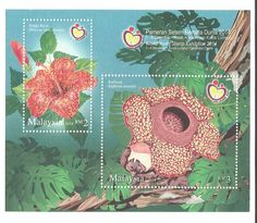 malaysian stamps - Google Search