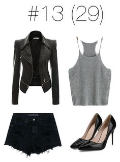 """""""Untitled #313"""" by trendsette on Polyvore featuring Alexander Wang"""