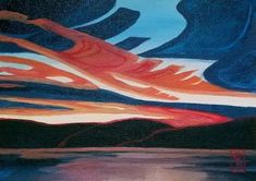 Canadian A Kelowna resident, Erica studied art and design at Colorado institute of art, finished up with design degree in Vancouver. Abstract Landscape Painting, Abstract Oil, Landscape Paintings, Landscapes, Canadian Painters, Canadian Artists, Erin Hanson, Yarn Painting, Art Studies