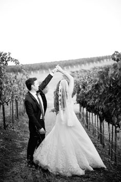 A twirl through the vines...Photography By / http://emilyscannell.com