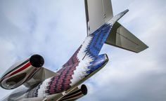 Flying high: NetJets collaborates with Timorous Beasties | Design | Wallpaper* Magazine