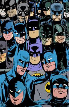 Batman by TrabajoPress on Etsy https://www.etsy.com/listing/458864072/batman
