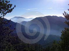 Angeles Mountain Haze © Gregory Ransons  Dreamstime Stock Photos
