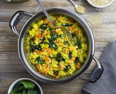 Recette - Byriani aux légumes en pas à pas