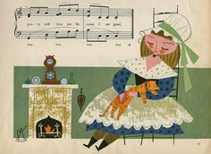 anything illustrated by Mary Blair