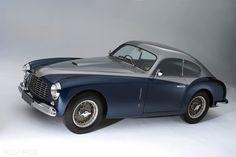 1949 Ferrari 166 Inter Coupe