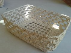 caixas croche endurecido - Pesquisa Google