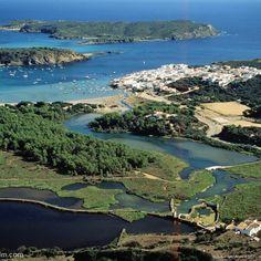 S'albufera #desgrau parque natural #menorca #diversidad #patrimonio