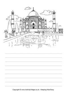 Taj Mahal Story Paper 2