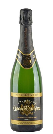 2004 Canard Duchene Authentic Brut