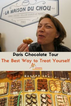 I was born and raised a few kilometers west of Paris and went to school a few blocks from where our tour was taking place in St Germain des Pres. As a food enthusiast, I thought I knew everything about chocolate and pastries in Paris. However, after our Paris chocolate tour with Context Travel, I realized just how much I still had to learn!