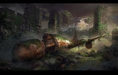 ArtStation - in the end, Olga Orlova