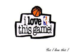 NBA basketball!