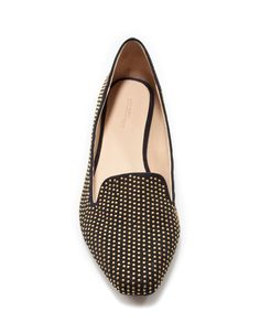 STUDDED SLIPPER - Flats - Shoes - Woman - ZARA United States