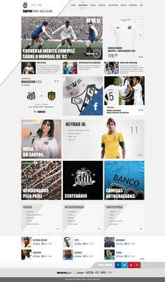 santos foot-ball club - Bruno Fujii • Cargo Collective
