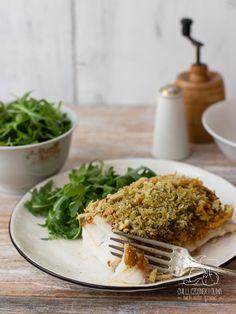 Pieczony filet z dorsza z pesto rosso i kruszonką Chilli, Pesto, Fish, Blog, Pisces, Blogging