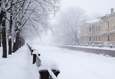 St Petersburg.  I will be going there in the summer.