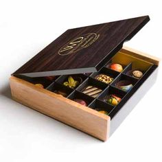 William Dean - 32 Piece Chocolate Assortment in Limited Edition Box