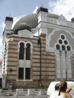 synagogue Sofia