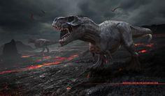 Extinction by Herschel-Hoffmeyer.deviantart.com on @DeviantArt