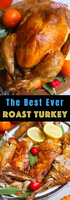 Learn how long to cook a turkey and get a perfectly cooked bird for your Thanksg. - - Learn how long to cook a turkey and get a perfectly cooked bird for your Thanksg. Cooking A Fresh Turkey, Cook Turkey In Oven, Cooking A Stuffed Turkey, Turkey Roasting Times, Turkey Cooking Times, Cooking The Perfect Turkey, Cooking Turkey Bacon, Roast Turkey Recipes, Oven Roasted Turkey