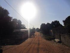 Binnenland van #Gambia