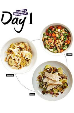 Two-Week Cleanse - Healthy Breakfast, Lunch, and Dinner Recipes - Redbook