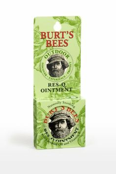Amazon.com: Burt's Bees Res-Q Ointment, .6-Ounces (Pack of 3): Beauty