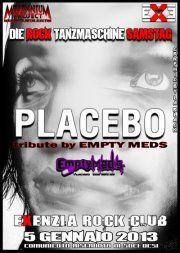 Empty Meds Placebo Tribute Band Live 5 Gennaio 2013 Exenzia Prato                 #placebo #emptymeds #tribute