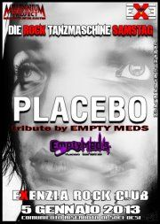 Empty Meds Placebo Tribute Band Live 5 Gennaio 2013 Exenzia Prato                 #placebo #emptymeds #tribute
