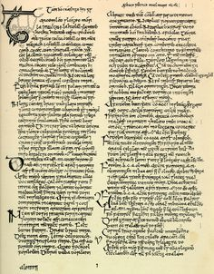 Page from the twelfth century Irish Leabhar na h - Uidhre (the Book of the Dun Cow), which contains most of the Táin Bó Cúalnge (the Cattle Raid of Cooley). The tale consists of the mythical account of the conflict between Ulster and Connacht. The most famous Druid described in the Táin is Cathbadh, who belonged to the royal court of King Conchoba of Ulster.