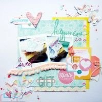 A Project by AnkeKramer from our Scrapbooking Gallery originally submitted 05/12/13 at 06:46 PM