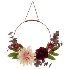 Outdoor Box, Indoor Outdoor, Artificial Plant Wall, Artificial Flowers, Dahlia, Jute, Ikea Family, Wire Wreath, My Flower