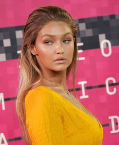 Gigi Hadid had one of the best beauty looks at the VMAs. See all the most memorable hair and makeup moments on wmag.com.