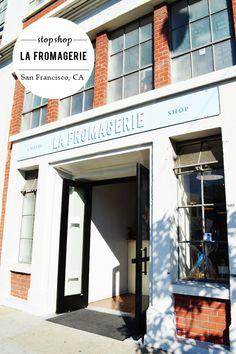 Fluxi On Tour: SHOP STOP & INTERVIEW :: LA FROMAGERIE, SAN FRANCISCO