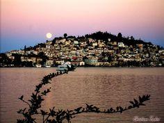 sunset at Poros Island, Greece Beautiful Islands, Beautiful World, Beautiful Places, Poros Greece, Places Around The World, Around The Worlds, Greek Town, Visit Greece, Greek Islands