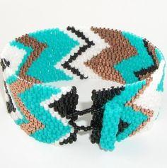 Free Peyote Beadwork Patterns - Mermaids Cove Beads