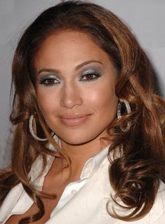Beutiful Hairstyle Of Jennifer Lopez Picture Gallery - Celebrity Hairstyle