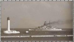 3RD REICH KMS Tirpitz