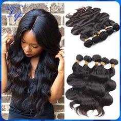 Online Shop Rosa Hair Products Brazilian Virgin Hair Body Wave 4 Bundles Brazillian Human Hair Weave Cheap Brazilian Body Wave Virgin Hair|Aliexpress Mobile