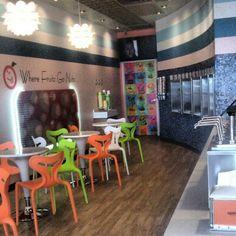"Apricato @Stephanie Hageman's photo: ""Come visit me at Apricato Frozen Yogurt on Talmadge across from the mall! #Apricato #FrozenYogurt #YUM"""